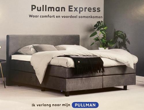 Pullman Express boxspring
